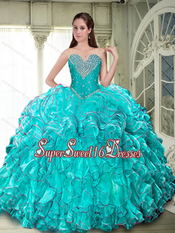 Classical Ball Gown Sweetheart 15th Birthday Party Dresses for 2015 for Summer