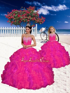 2015 Inexpensive Multi-color Princesita Dress with Appliques and Beading